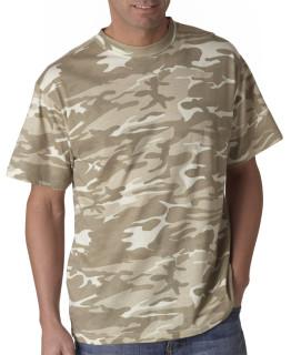 Anvil Adult Camouflage Tee
