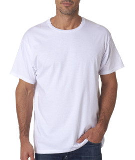 Bayside Adult Jersey Cotton Tee