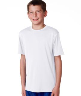 Champion Youth Double Dry® Interlock T-Shirt