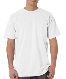 Chouinard Adult Heavyweight Cotton Short-Sleeve Pocket Tee