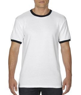 Gildan DryBlend® Adult Ringer T-Shirt