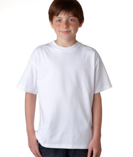 Hanes Youth Short-Sleeve Beefy-T® T-Shirt
