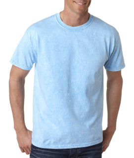 tie dye Adult Vintage-Washed Heavy Cotton Tee