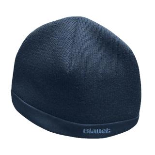 Skull Cap-Blauer