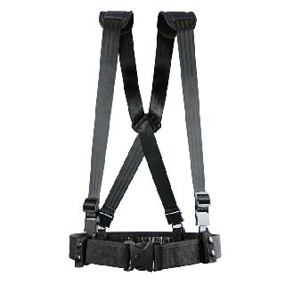 Suspension System For Armor Skin-Blauer