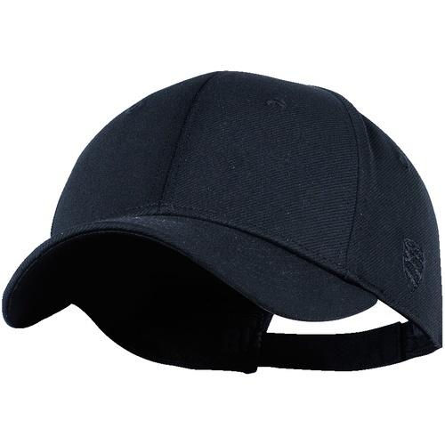 Stretch Fitted Cap w/ Velcro Closure-Blauer