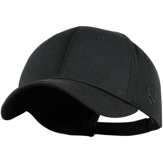 Stretch Fitted Cap W/ Hook & Loop Closure-