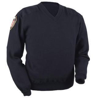 Lightweight V-Neck Sweater-Blauer