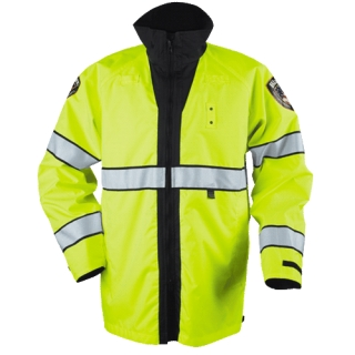 B.Dry® Reversible Rain Jacket-Blauer