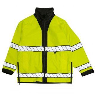 Reversible Rain Jacket-