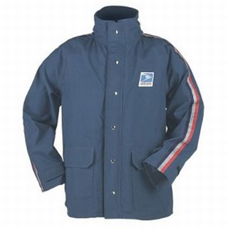242 Rain Jacket-Blauer