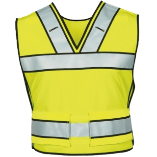 339 Breakaway Safety Vest-Blauer