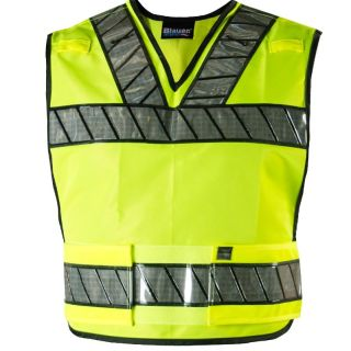 Breakaway Vest With Reflexite-