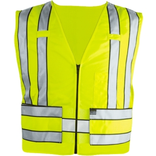Zip-Front Breakaway Safety Vest