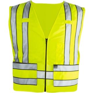 Zip-Front Breakaway Safety Vest-