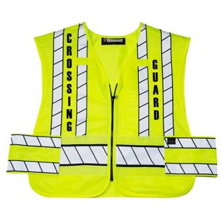 Zip-Front Breakaway Safety Vest-Blauer