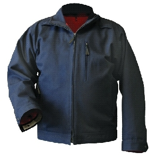 3-In-1 Cotton Duck Station Jacket-Blauer