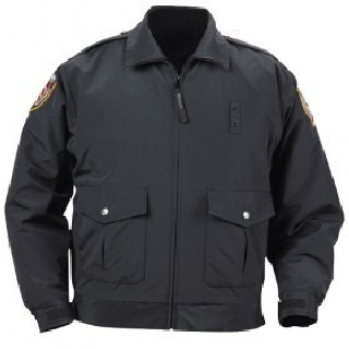 B.DRY® 3-Season Jacket-Blauer