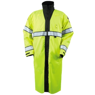 B.DRY® Reversible Raincoat-Blauer