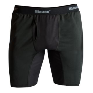 Quickdry Boxer Briefs-Blauer