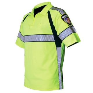 Hi-Vis Polo Shirt-