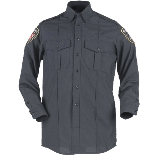 Long Sleeve 100% Cotton Shirt (Womens)-Blauer