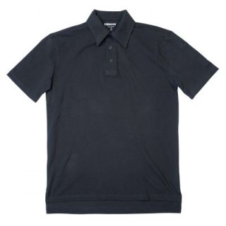 100% Cotton Polo Shirt-Blauer