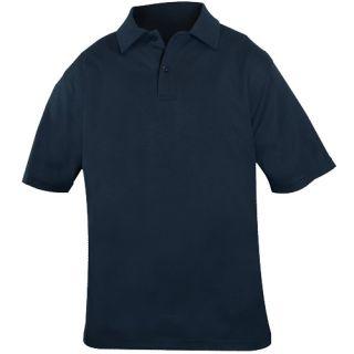 8431-1 Long Sleeve Cotton Blend Shirt-Blauer