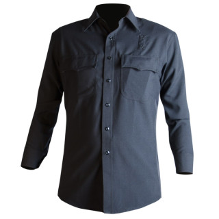 Long Sleeve Wool Blend Supershirt®-