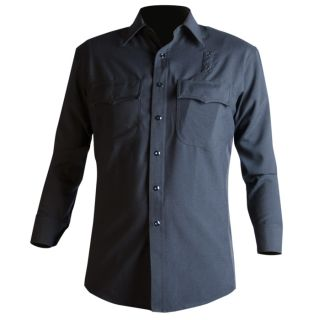 Long Sleeve Wool Blend Supershirt™-