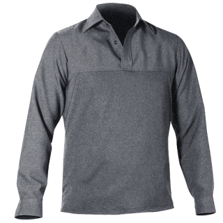 Long Sleeve Wool Blend Streetshirt&Reg;-