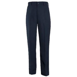 4-Pocket Wool Blend Trousers-