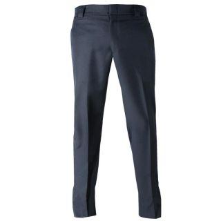8561p7-5 7-Pocket Wool Blend Trousers-