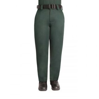 4-Pkt Polyester Trousers (Womens)-