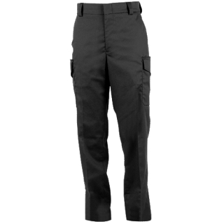 Side-Pocket Polyester Trousers