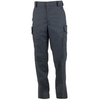 Side-Pocket Polyester Trousers (Womens)-Blauer