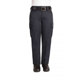 Side-Pkt Polyester Trousers (Womens)-