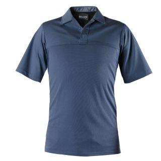 Short Sleeve Cotton Blend Armorskin® Base Shirt-Blauer
