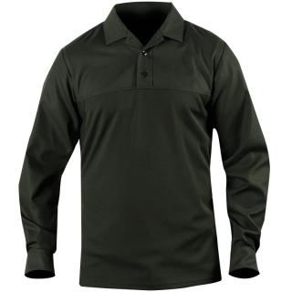 Long Sleeve Ripstop Streetshirt®-Blauer