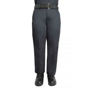 4-Pocket Cotton Blend Trousers (Womens)-