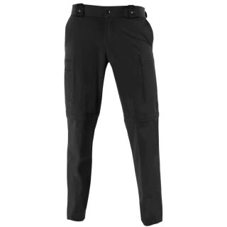 Zip-Off Stretch Nylon Bike Pants-