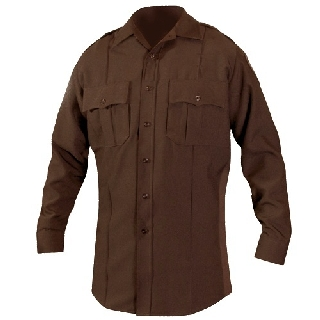 Long Sleeve Rayon Blend Supershirt (Womens)-