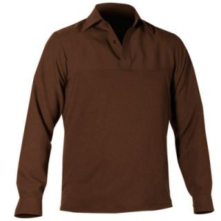Ls Rayon Blend Armorskin Base Shirt Womens)-Blauer