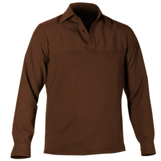 Long Sleeve Rayon Blend Armorskin® Fleece Shirt-