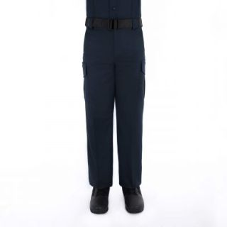 Side-Pkt Rayon Blend Trousers-