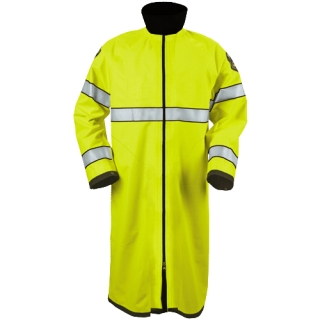 GORE-TEX® Featherweight Reversible Raincoat-Blauer