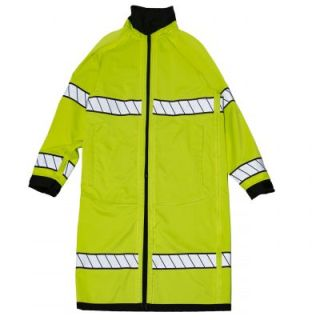Reverisble Long Rain Jacket-