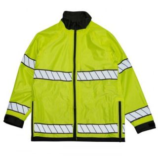 Reversible Short Rain Jacket-
