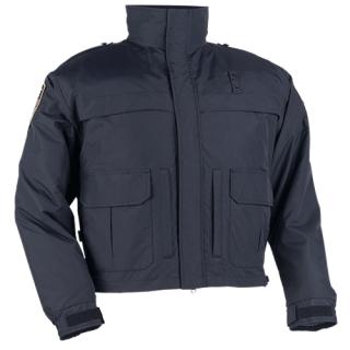B.DRY® Cruiser Jacket w/ Liner-Blauer