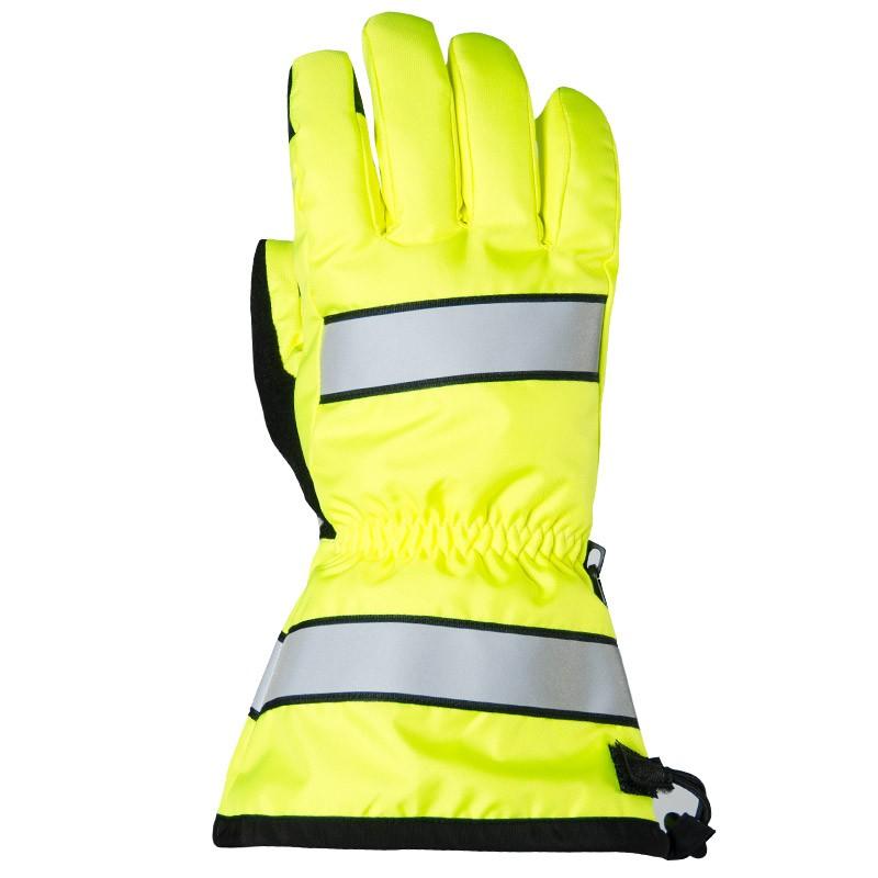 Blauer Hi-Vis Yellow Flicker Glove Law Enforcement Detail Construction GL200